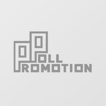 poll promotion logo